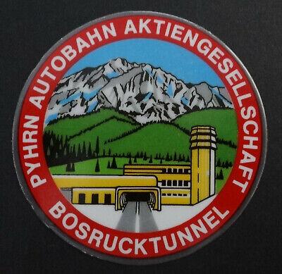 Aufkleber ARLBERG STRASSENTUNNEL Tunnel 80s Oldtimer Vignette 80er Jahre