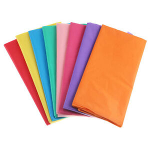 Disposable-PLASTIC-TABLECOVERS-Party-Table-Cloth-Rectangle-Party-Wedding-Decor