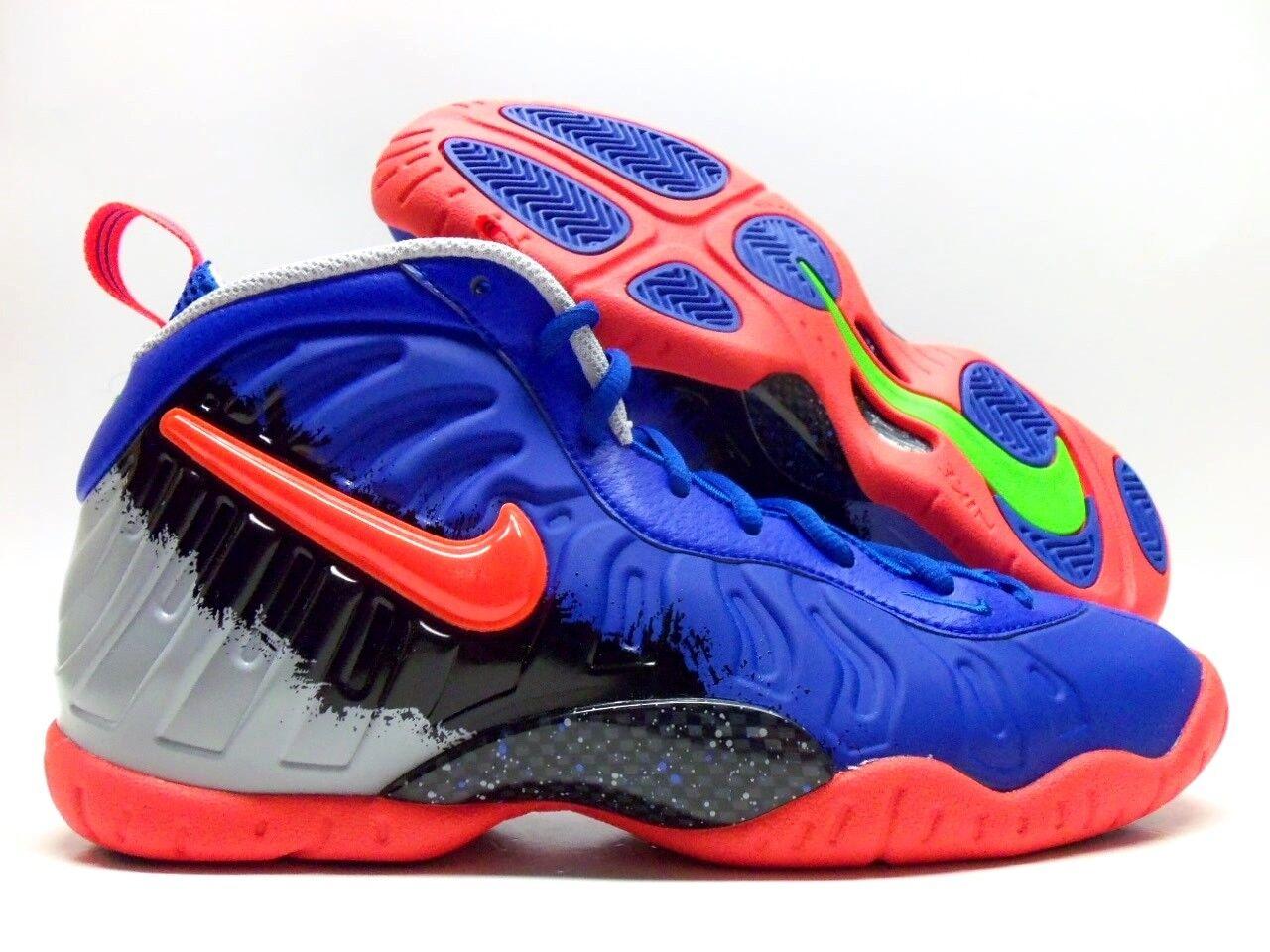 Nike poco posite pro qs (gs) ciclista blu / rosso sz / donne 8 [644792-403]