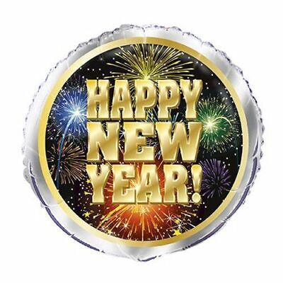 Silvester Partydeko Hängedekoration Happy New Year