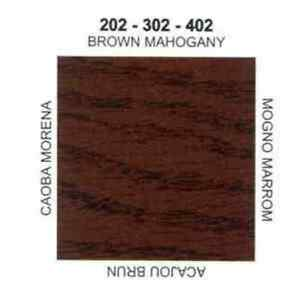 Image Is Loading Wood Kote Jel 039 D Stain Brown Mahogany