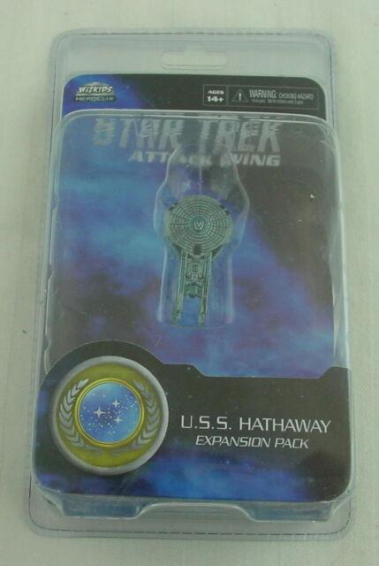 Star Trek Attack Wing: Föderation U.S.S. Hathaway Erweiterungspaket wzk72017
