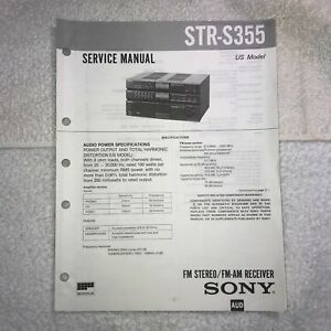 image is loading sony-str-s5-fm-am-stereo-receiver-service-
