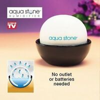 As Seen On Tv Aqua Stone Humidifier, New, Free Shipping