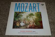 Mozart~Piano Concerto No. 19~Piano Concerto No. 20~Ingrid Haebler~Karl Melles