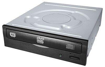 LiteOn iHAS124-14 24X DVD ± Writer Dual ±R RAM SATA Drive Internal Black