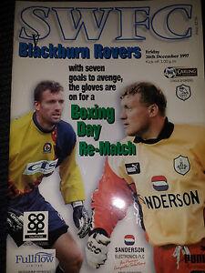 Sheffield-Wednesday-v-Blackburn-Rovers-1997-98