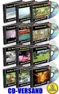 CD-VERSAND-NATURKLANGE-Vol-1-12-BERUHIGUNGS-CD-1-60GB-Nature-Sounds-Wellness