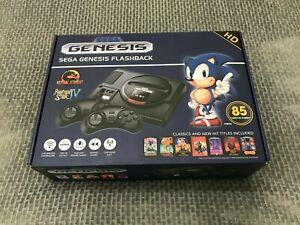 SEGA Genesis Flashback HDMI Console 85 + 1500 Jogos Clássicos controladores sem fio