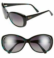 b50aae9a8336 item 2 NEW Maui Jim womens Pikake Cat Eye Light Grey Emerald Black  POLARIZED Sunglasses -NEW Maui Jim womens Pikake Cat Eye Light Grey Emerald  Black ...