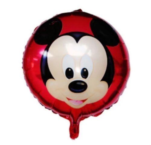 """2 X 18/"""" Mickey /& Minnie Mouse party Foil Balloon"""