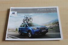 129232) Subaru Forester - Preise & tech. Daten & Ausstattungen - Prospekt 03/201