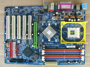 Gigabyte GA-8IPE1000 Pro-G motherboard ATX Socket 478 i865PE
