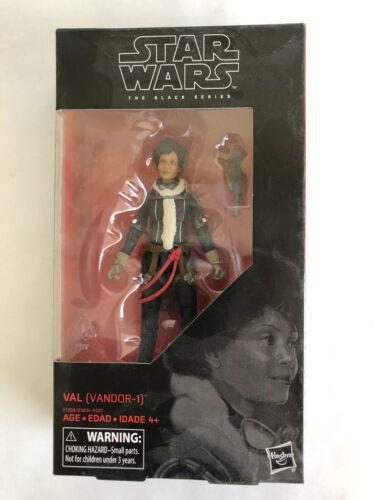 "Star Wars Black Series Val Vandor 6/"" Action Figure New with Damaged Box #71"