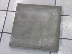 Gehwegplatten X BetonPlatten Betonplatten Bürgersteigplatten - Betonplatten 40x40x5 grau