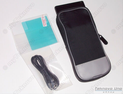 Screen Protectors USB Cable 1x Accessory PACK for HP PRIME Classic Pouch