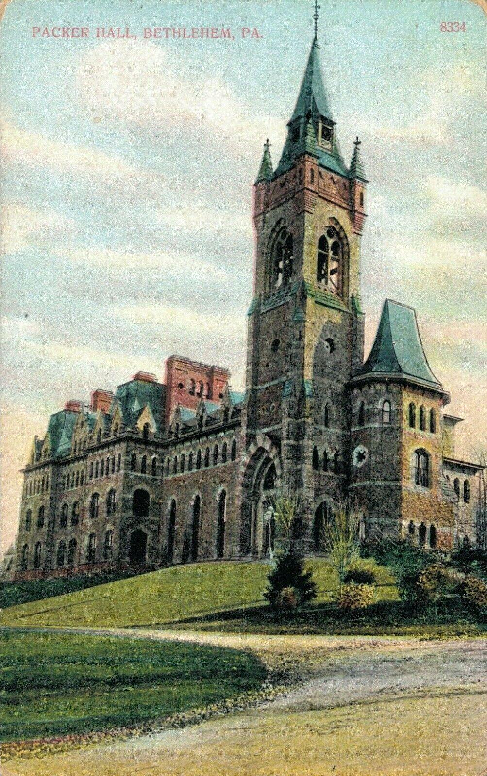 USA Pennsylvania Bethlehem Packer Hall 04.29