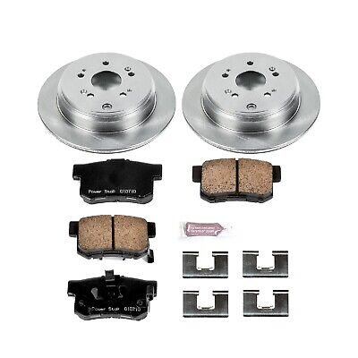 Autospecialty KOE2389 1-Click OE Replacement Brake Kit