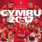 Welsh Rugby Union Official Square 2017 Wall Calendar 9781785492297