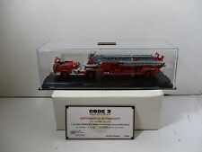 1/64 SCALE CODE 3 SAN FRANSISCO TRUCK 4 AMERICAN LAFRANCE 900 SERIES FIRE ENGINE