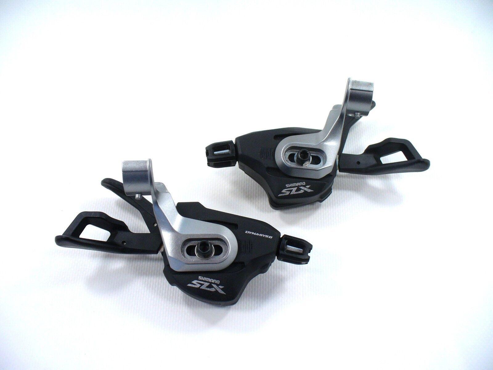 Shimano SLX SL-M7000 2x11 3x11 I-Spec II Shifters  for XC AM MTB Left Right Pair  latest styles