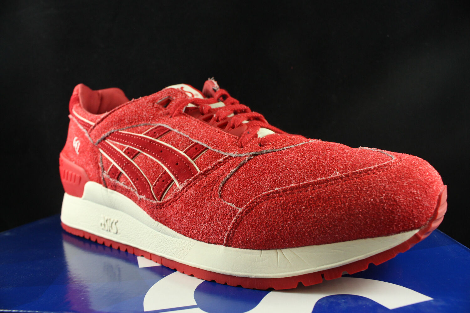 ASICS GEL RESPECTOR JULY 4TH INDEPENDENCE DAY PACK RED H6U3L 2525 SZ 10.5