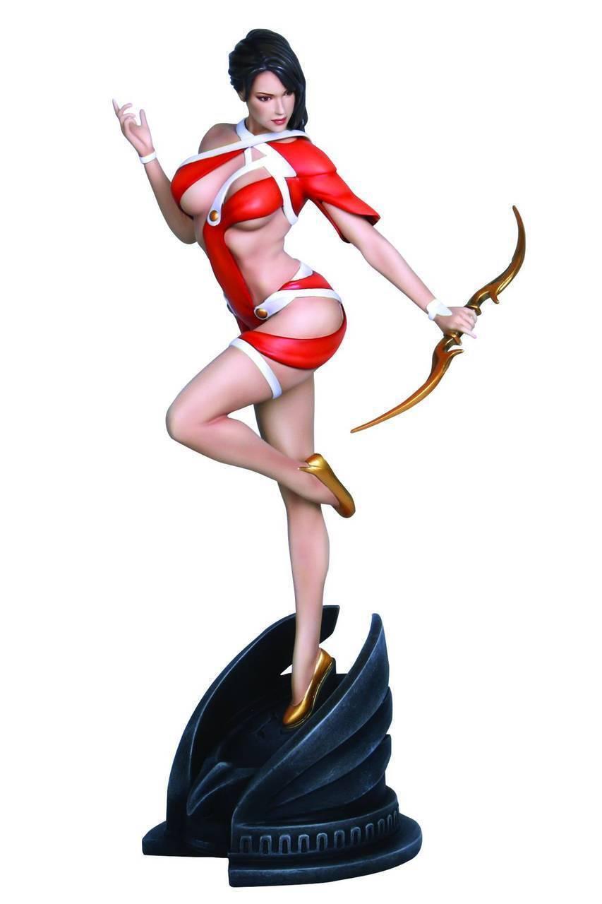 FANTASY Figure Galerie Sexy statue 1 6 Phoenix Archer WEI Ich Limited Yamato FFG
