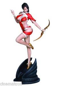 FANTASY-Figurine-Gallery-Sexy-statues-1-6-Archer-De-Phoenix-WEI-HO-Limitee