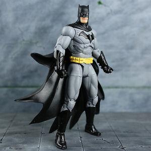 Super-Heroes-Batman-the-dark-knight-PVC-Action-Figure-Toys-7-034-18cm-Loose-HOT