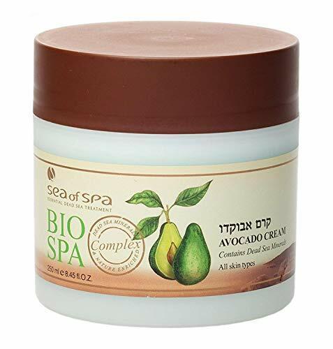 Bio-Spa Avocado Creme Anti-Aging Verjüngung Frucht Extrahiert Feuchtigkeitscreme