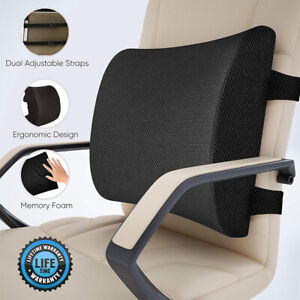 5 Color Memory Foam Lumbar Support