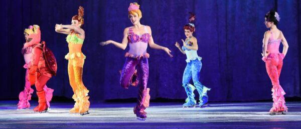 Disney On Ice Dare To Dream Los Angeles Tickets On Stubhub