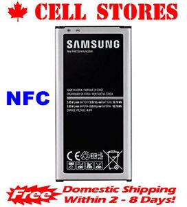 OEM Original Samsung Galaxy S5 / Neo / Active Battery + NFC EB-BG900BBU 2800mAh