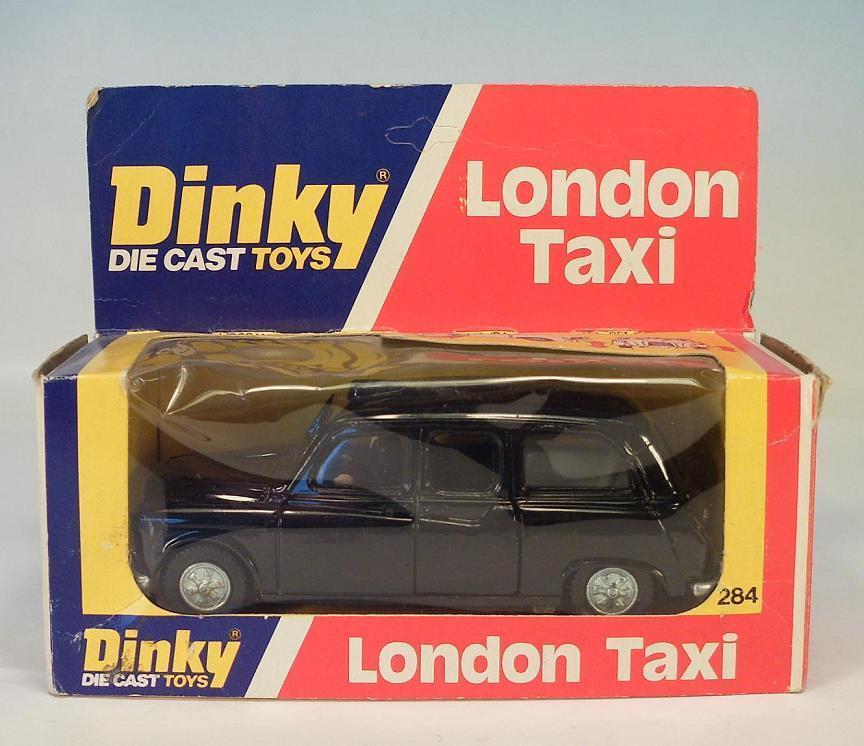 DINKY toys 284 Austin London taxi OVP  3812