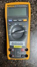 Fluke 177 True Rms Digital Multimeter Dmm Tester Ohmmeter Voltmeter