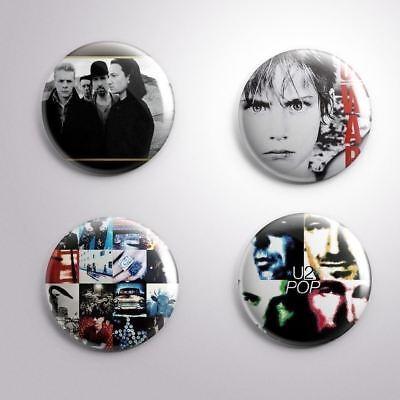 Pinbacks Badge Button Pin 25mm 1/'/' 4 DISTURBED