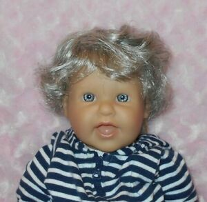 BABY DOLL WIGS  FOR REBORN OR PLAY VARIOUS SIZES//COLORS KEMPER GLOBAL PLAYHOUSE