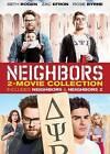 Neighbors 2: Sorority Rising (DVD, 2016, 2-Disc Set)