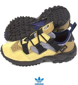 Adidas EQT Adventure outdoor zapato sandalia mentecato zapato Walkin Trail marrón