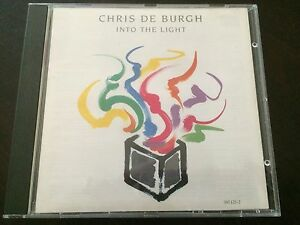 034-Into-the-Light-034-by-Chris-de-Burgh-CD-1986-Made-in-Germany-Last-Night-GC