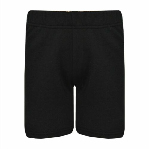 Kids Boys Shorts Chino Black Shorts Casual Knee Length Half Pant Age 5-13 Years