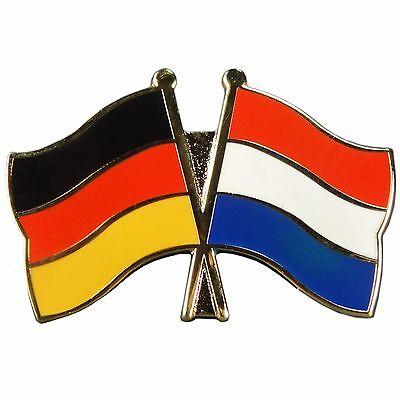 Freundschaftspin Deutschland Liechtenstein Europa Pin Button Badge Anstecker