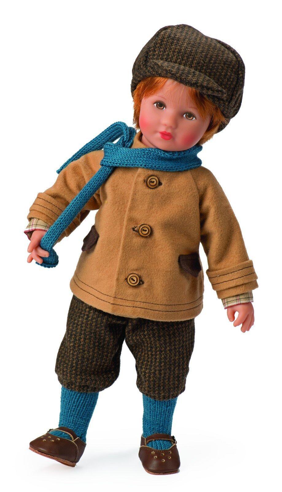 Käthe Kruse Puppe Glückskind Björn ca 39 cm Art-Nr. 42753 Neu