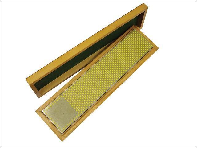 Faithfull - Diamond Bench Stone 300mm 300 Grit Coarse