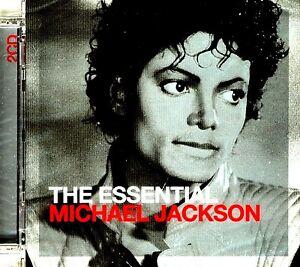 CDx2-Michael-Jackson-The-Essential-38-BOOGIE-HIT-TRACKS-PRECINTADO-SEALED