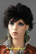 Synthetic wigs, on sale soft hair for girls women ladys, short wig - W1287