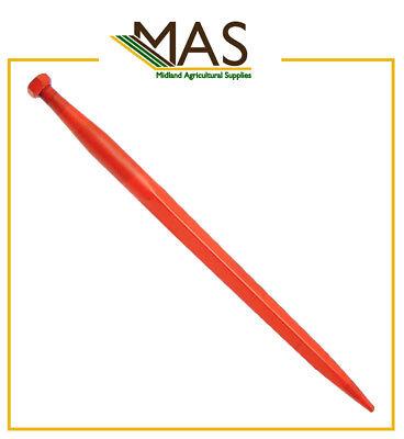Muck Fork 1400mm // M28 x 1.5mm Bale Spike Bale Tine