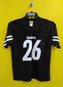 PITTSBURGH STEELERS #26 LEVEON BELL NFL JERSEY  BOYS - L (14-16)