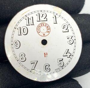 36-2-mm-Trust-Sphere-de-Poche-Montre-Vintage-Cadran-Piece-Rechange-Quadrants
