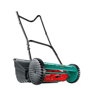 Bosch Manual Garden Lawn Mower AHM 38 G (38 cm Cutting Width, Grass Catcher Inc)